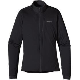 Patagonia W's Wind Shield Hybrid Softshell Jacket Black